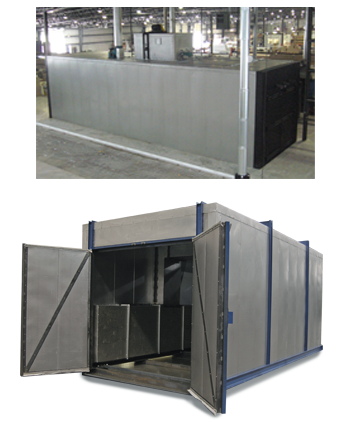 Wisconsin Industrial Spray Booth
