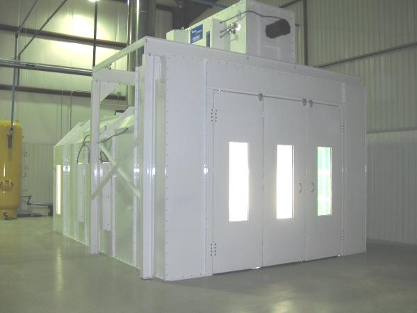 Wisconsin Furniture Paint Booths Supplies